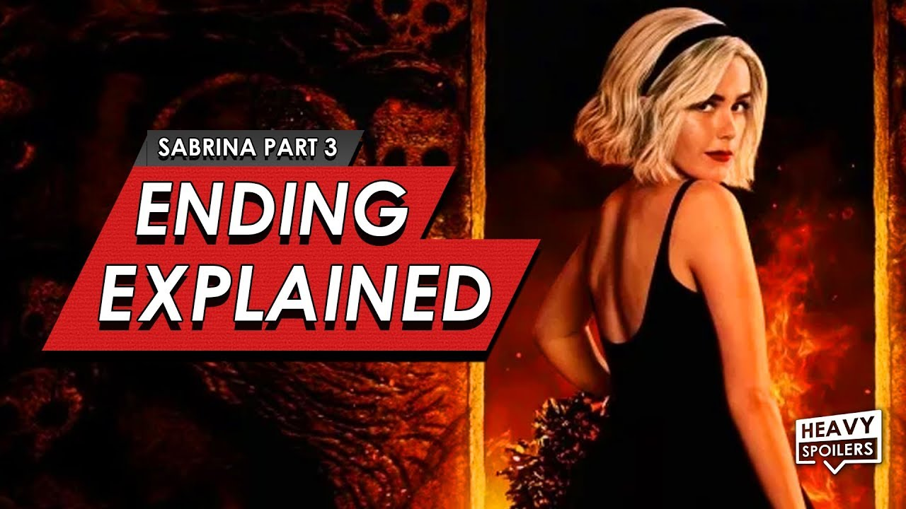 Download CHILLING ADVENTURES OF SABRINA: Season 3 Ending Explained Breakdown & Spoiler Talk Review