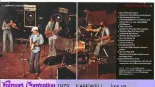 FAIRPORT CONVENTION -Meet on the ledge with lyrics.wmv