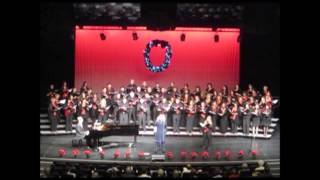 The Doha Singers: Calypso Carol (7 Dec 2012)