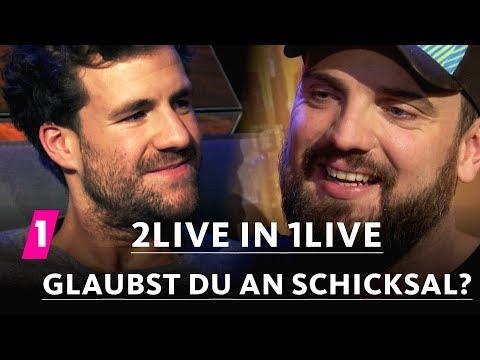 2LIVE in 1LIVE - Glaubst du an Schicksal? | 16/2 | Luke Mockridge & Ingmar Stadelmann