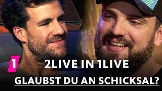 Baixar 2LIVE in 1LIVE - Glaubst du an Schicksal? | 16/2 | Luke Mockridge & Ingmar Stadelmann