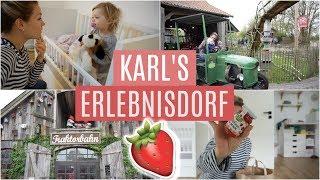 AUF NACH LÜBECK ❘ Karls Erdbeerhof - Shopping Ausbeute! ❘ Neues HANDY ❘ MsLavender