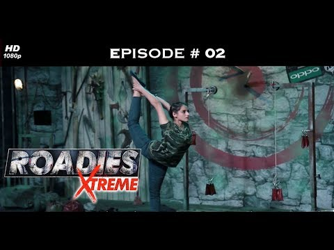 Roadies Xtreme - Episode  02 - Things get brutal in Delhi!