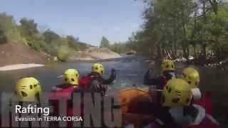 Rafting sur le Golo en Corse avec in Terra Corsa