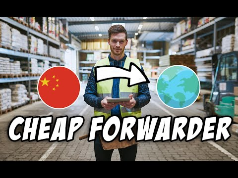 Cheap Freight Forwarder for Dropshipping in China