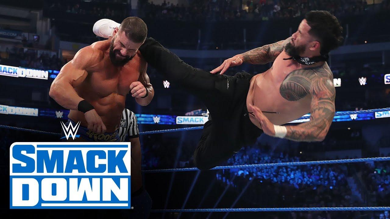 Download Roman Reigns & The Usos vs. King Corbin, Dolph Ziggler & Robert Roode: SmackDown, Jan. 24, 2020