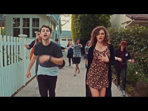Maps  Maroon 5  MAX and Alyson Stoner Cover