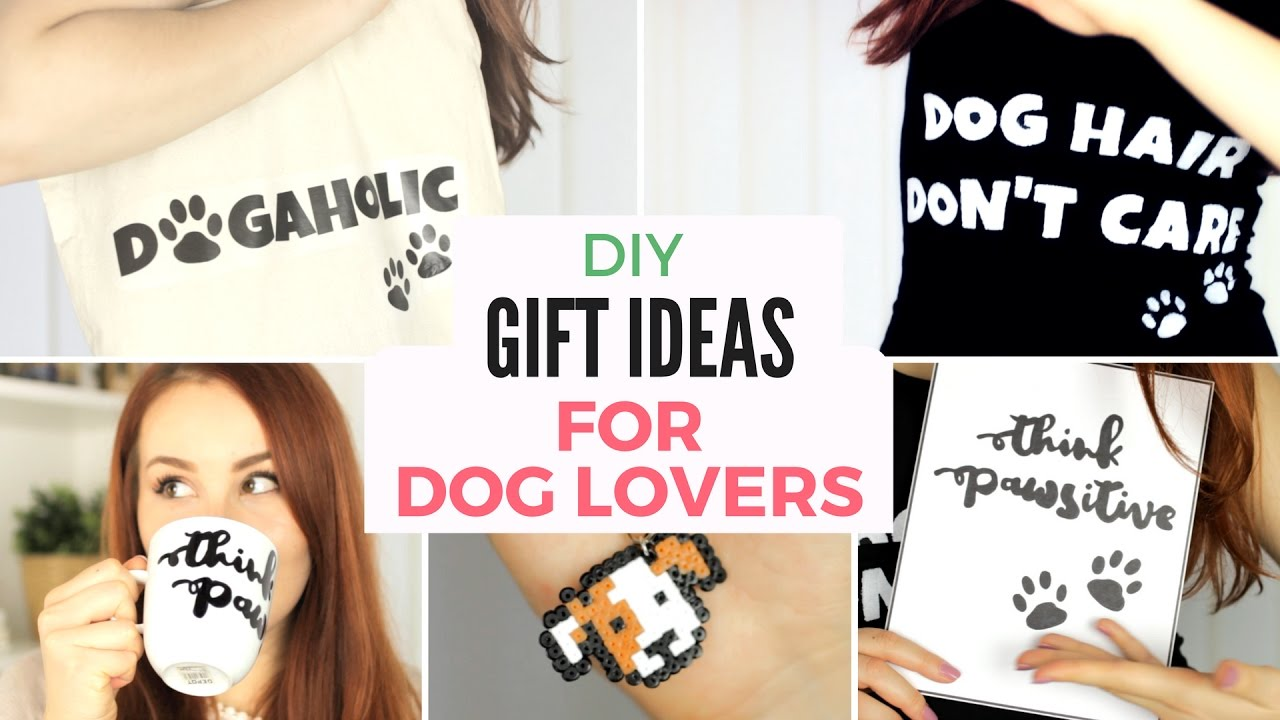 DIY 5 Last Minute Gift Ideas For Dog
