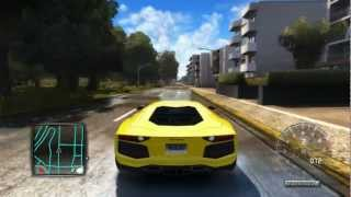 TDU 2: Lamborghini Aventador LP700-4 - Vehicle Mod by Reventon09 [720p]