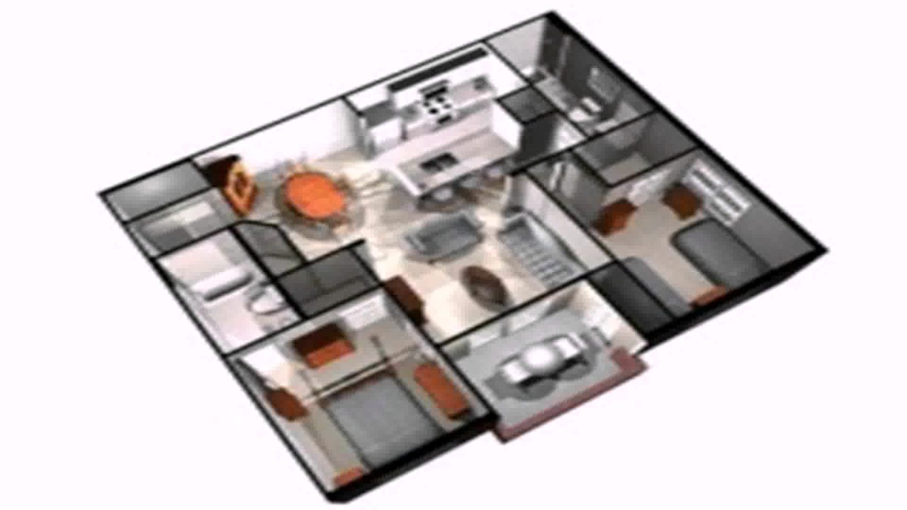 Floor Plan 800 Sq Ft Apartment - YouTube