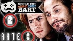 Spiele mit Bart | Akte X - Das Spiel mit besonders schönem Bart #2 mit Simon & Gregor