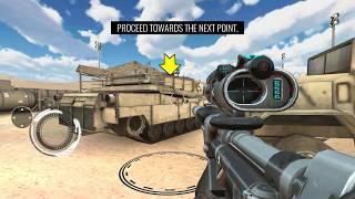 Country War : Battleground Survival Shooting Games Gameplay