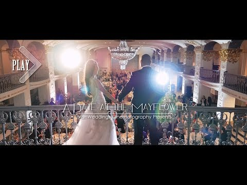 BEST Luxury Korean Persian Wedding DC Mayflower Hotel