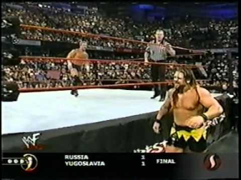 Wildman vs Billy Gunn (Full Match)