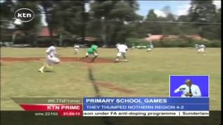 Primary school ball games reach the semi-finals