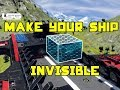 INVISIBLE TO TURRETS Stealth No Mods Space Engineers mp3