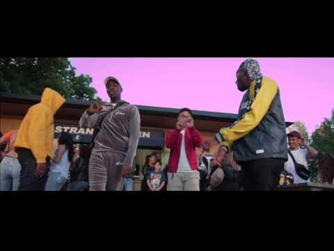Lamix - Hey Baby Remix ft Mwuana, Jireel, Blizzy & Elias (Prod: Pablo Paz)