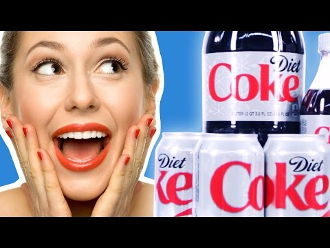 Unusual Facts About Diet Coke