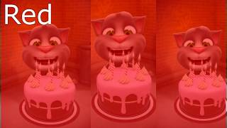 Learn Colors with My Talking Tom -Colours for Kids  Compilation P4R