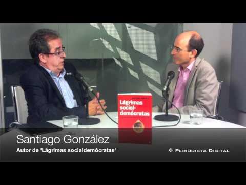 Entrevista a Santiago González autor de 'Lágrimas socialdemócratas'. 7 octubre 2011