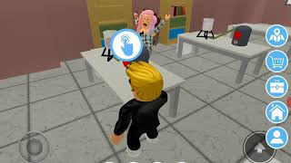 Me and my friend termac503 playing roblox