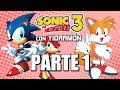 Let's Play con Yidramon: Sonic 3 (Parte 1) ]El dúo vuelve a la carga]