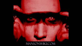 Marilyn Manson- Mister Svperstar [Piano Version Recorded Live February 14th, 1997]