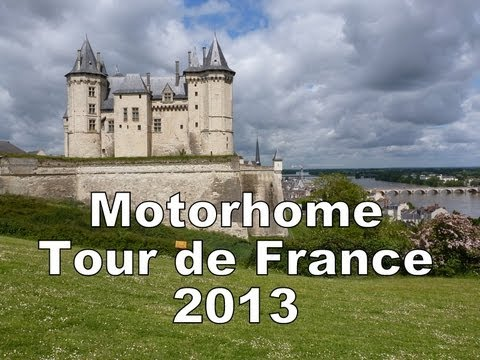 Motorhome Tour of France, 2013
