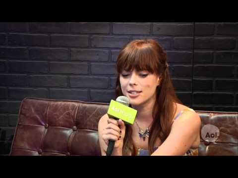 Lenka - Interview @ AOL Music SXSW 2011