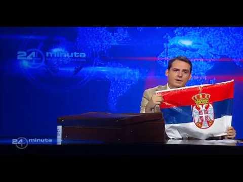 Ko u Srbiji sme, a ko ne sme da nosi zastavu