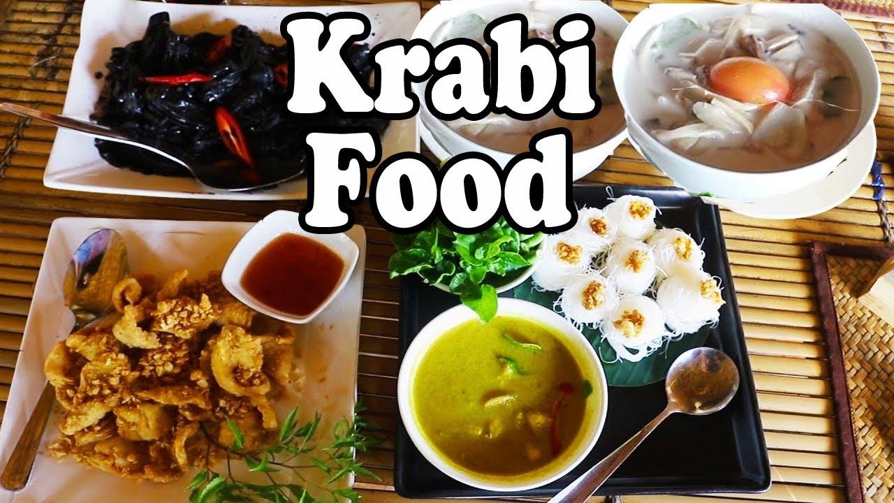 Krabi Restaurants Khaothong Terrace Delicious Thai Food Amazing Views In Krabi Thailand