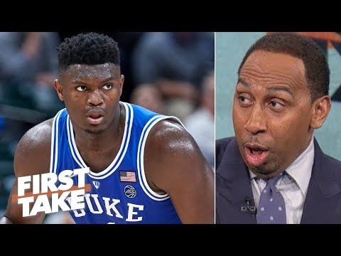 Stephen A. on Dukes blowout win vs. Kentucky: My God | First Take