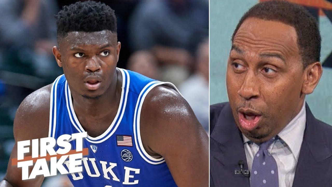 Stephen A. on Duke's blowout win vs. Kentucky: