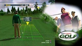 ProStroke Golf: World Tour 2007 ... (PS2)
