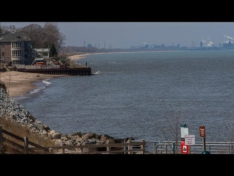 U.S. Steel Faces Lawsuit For Dumping Waste Near Lake Michigan   Los Angeles Times