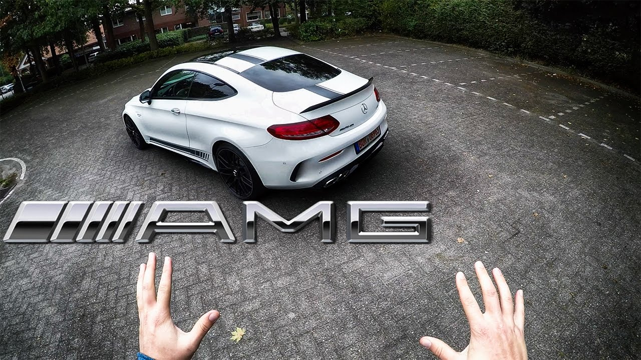 Mercedes C63 Amg Coupe Edition 1 Review Pov Test Drive Youtube
