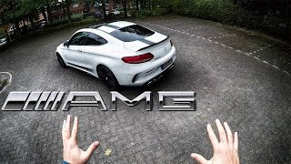Mercedes C63 AMG Coupe Edition 1 Review POV Test Drive