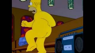 Homer Simpson - War, What is it good for? Absolutely nothing.