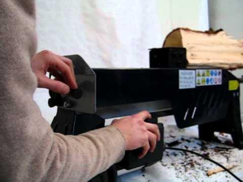 rabaud fendeuse electrique f15 loisir doovi. Black Bedroom Furniture Sets. Home Design Ideas
