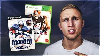 CAN YOU NAME EVERY MADDEN COVER ATHLETE EVER?!