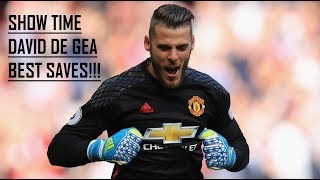 Unbelievable Saves by David De Gea | English Commentary