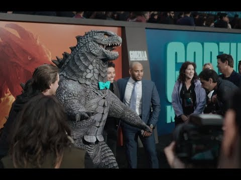 BD's Vanessa Decker at the 'Godzilla: King of the Monsters' Red Carpet Premiere in Hollywood (2019)