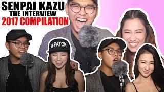 BEST OF THE SENPAI KAZU INPTERVIEW 2017