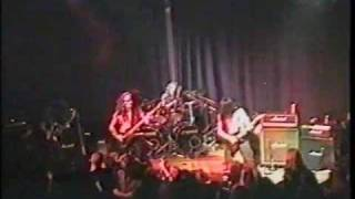 dark funeral- when angels forever die live vasteras 96