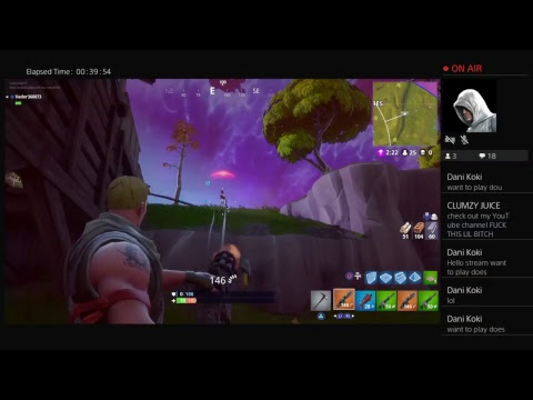 FORTNITE LIVE JUST FOR SCREEN SIZE FIX