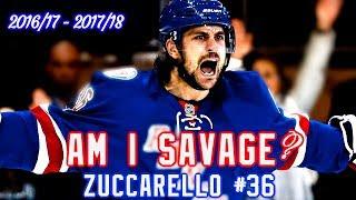 Mats Zuccarello ● Am I Savage? ● 2016 - 2018 [HD] thumbnail