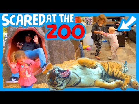 🐯 RV FAMILY ZOO ADVENTURE 🦁 RV Living El Paso Texas 🐘