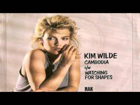 Kim Wilde - Cambodia (best audio)