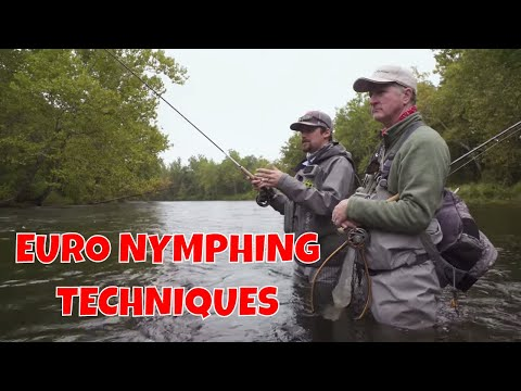 EURO NYMPHING ON THE FARMINGTON RIVER