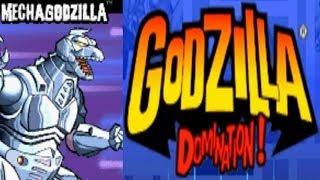 Godzilla - Domination - Mechagodzilla (GBA)